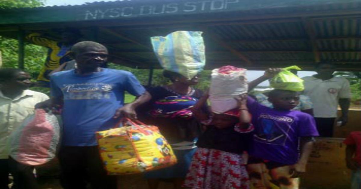Enugu Massacre