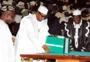 2 Different Versions Of Buhari's 2016 Budget