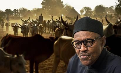 Herdsmen Muhammadu Buhari