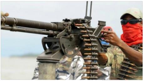 Militants Explode Escravos Pipeline