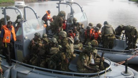 Nigerian Military Releases Chevron Workers