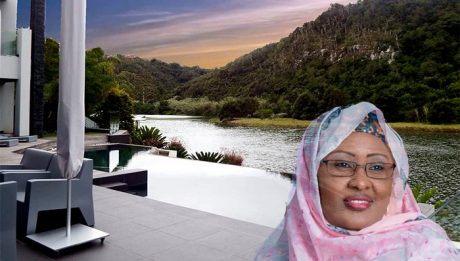 Aisha Buhari Secret House