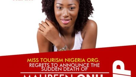 Miss Tourism Nigeria Finalist, Maureen Onu