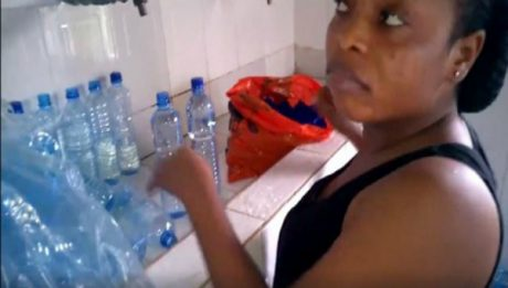 Bottled Water is Unhygienically Produced in Nigeria