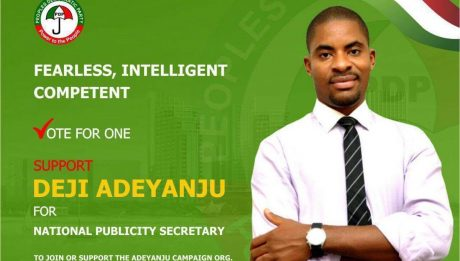 The Deji Adeyanju Strategy Team