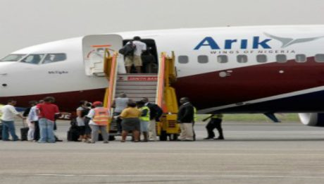 Arik Manager Threatens Passengers Over Airline's Delayed Flight