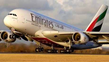 Emirates Airlines Now Accepts Only Dollar In Nigeria.