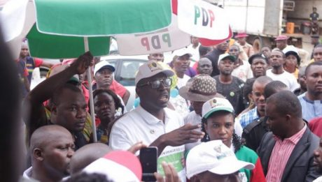 Ize-Iyamu Reject INEC Result For Edo Poll