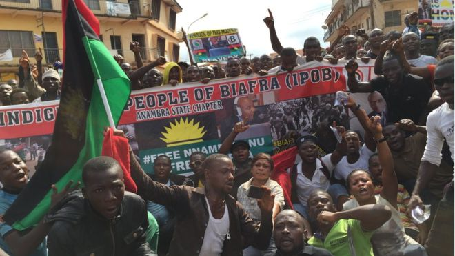 Image result for pictures of Biafrans