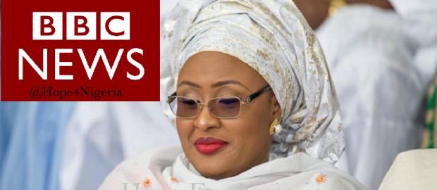 Image result for aisha buhari bbc