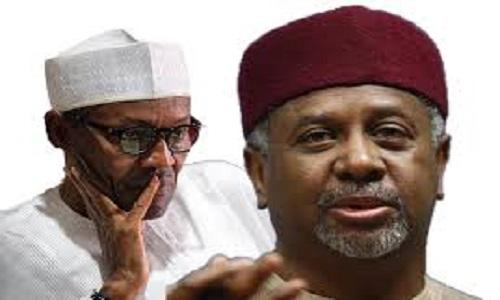 President Buhari Blocks the Court Decision to Bail Dasuki.
