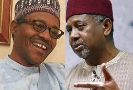 Buhari and Sambo Dasuki.