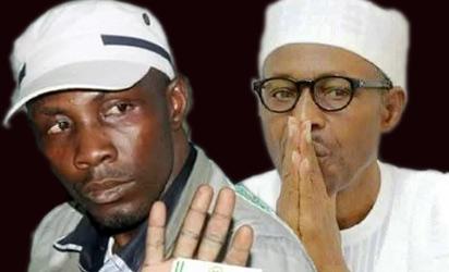 President Buhari and Tompolo