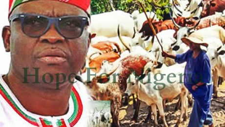 Fayose Says Fulani Herdsmen Planning To Unleash 'War' On Ekiti