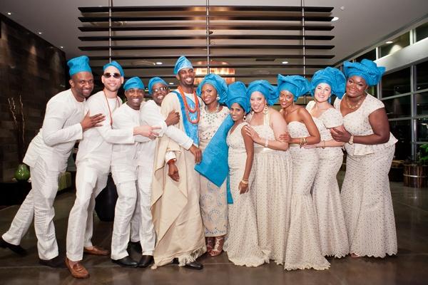 Nigerian Clothing - Yoruba