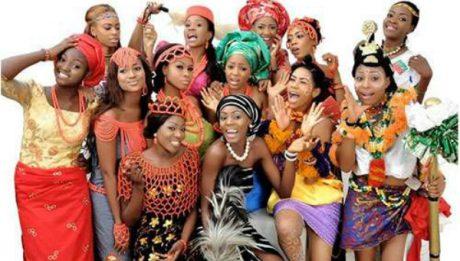 Hausa, Igbo, Yoruba
