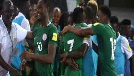 Nigeria's Victory Over Algeria