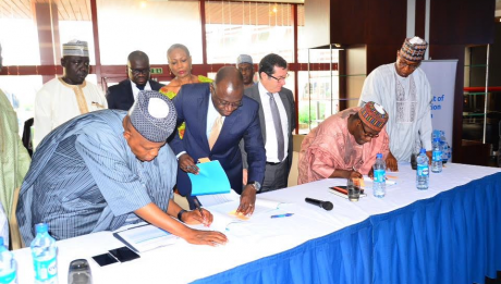 Northern Govs, General Electric Sign MOU For 5 Power Plants