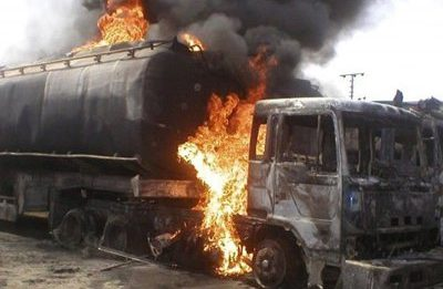 Tanker Explosion Rocks Ibadan