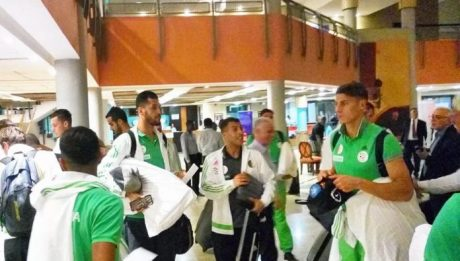 national team of Algeria