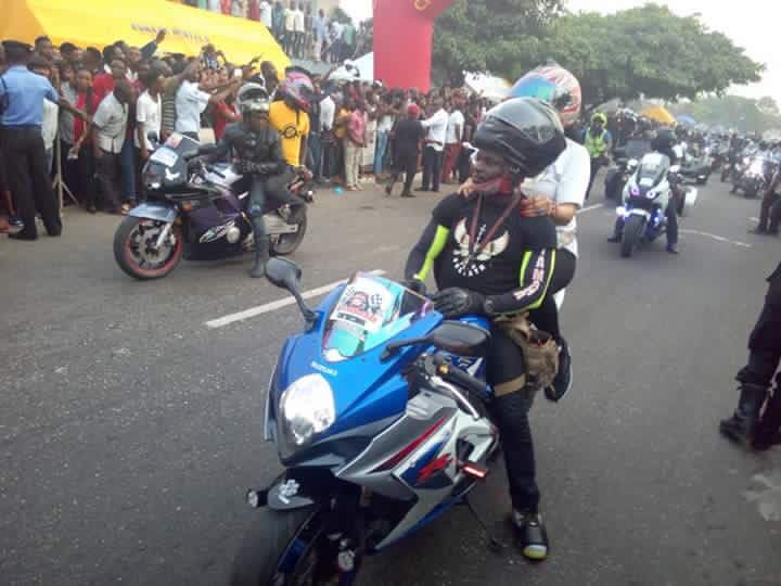 Calabar Bikers