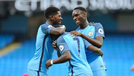 Manchester City sink Arsenal