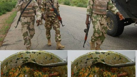 Nigerian Soldiers Fighting Boko Haram Begs Buhari For Food, Water [VIDEO]