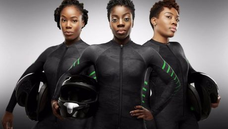 Nigeria's First Women's Bobsled Team