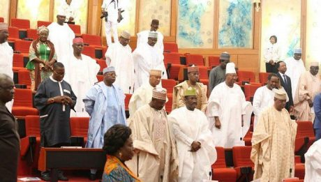 PDP Senators Stage Walkout As Ondo Senator Defects To APC