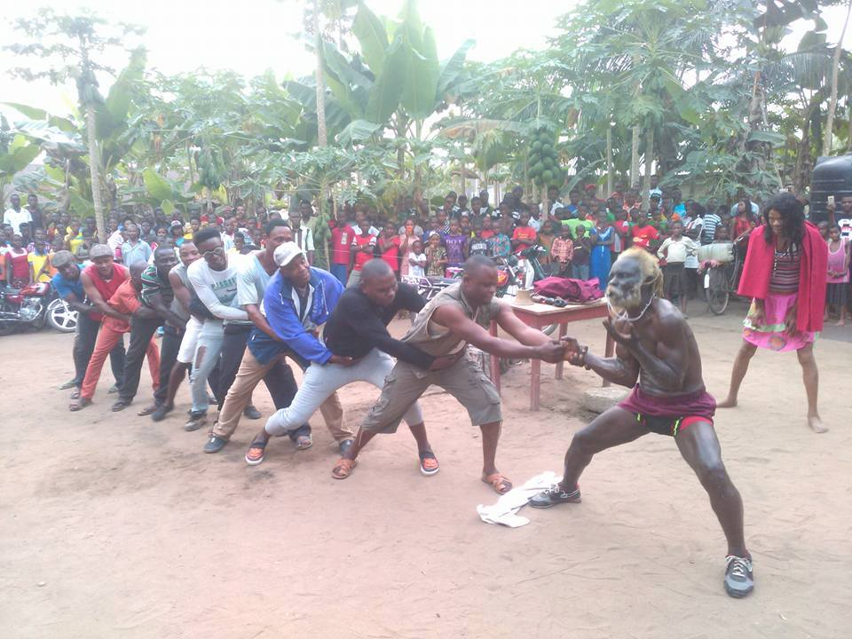 77-year-old strongest man in Akwa IbomState