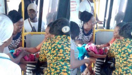BRT bus