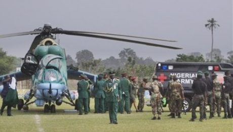 Many Die As Air Force Jet Bombs IDPs Camp In Error