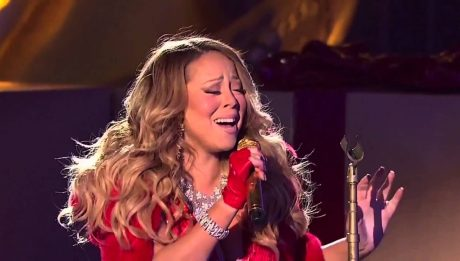Mariah Carey Starts Year On A Bad Note With Lip Syncing Fail