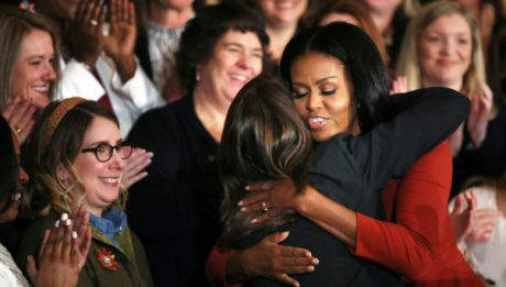 Emotional Video of Americans Speaking of Michelle Obama