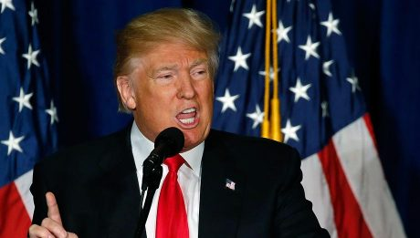 President TRUMP Declares Ban On Muslims From Entering The US