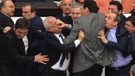 lawmakers in Turkey