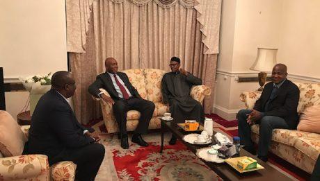 Buhari Thanks Nigerians For Praying