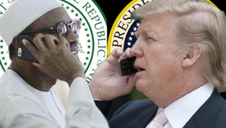 Trump Confirms Phone Conversation With Buhari