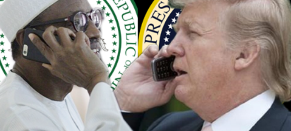 Trump Confirms Phone Conversation With Buhari