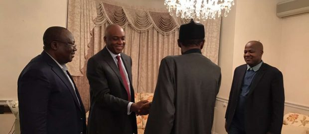 Saraki Says, No Cause For Alarm For Buhari