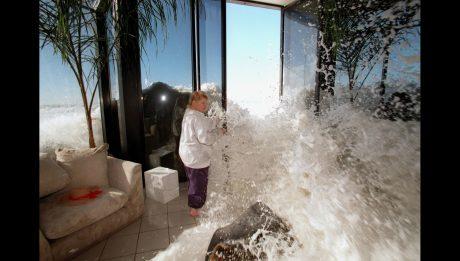 Massive Storm Hits Southern California
