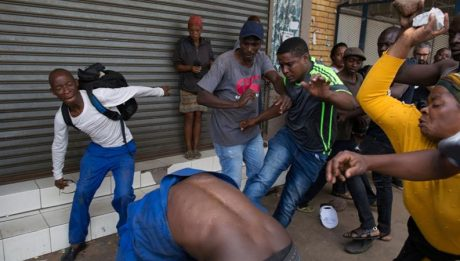Nigerian Man Gunned Down In South Africa's Xenophobia Attack