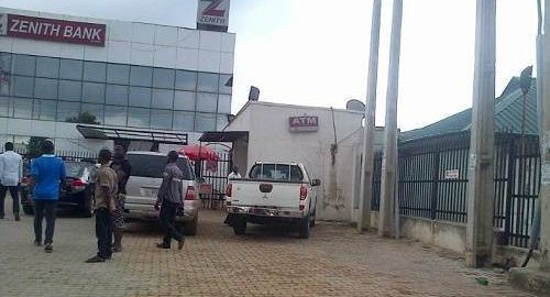 Robbery At Zenith Bank, Owerri Left 5 Dead, 7 Injured