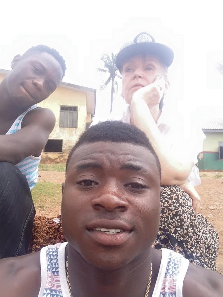 oyinbo wife
