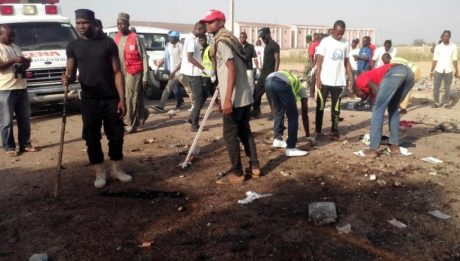 8 Persons Killed, 20 Injured in Suicide Attacks in Maiduguri