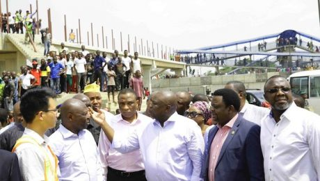 Governor Akinwunmi Ambode has accused the Federal Ministry