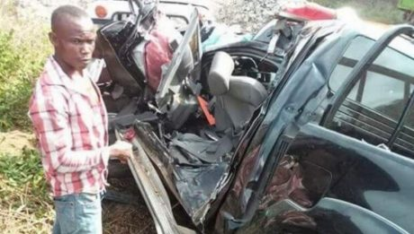 Another APC Governor Involved In A Ghastly Motor Accident