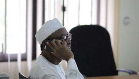 Buhari Calls Obasanjo To Congratulate Him On His Birthday
