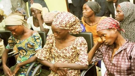 Chibok Schoolgirl Cries Out