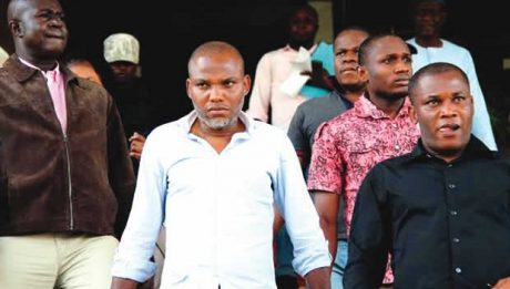 DSS, Prison Wardens Planning To Kill Nnamdi Kanu
